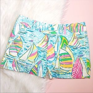 Lilly Pulitzer You Gotta Regatta Callahan Shorts 2